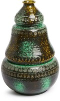 Bitossi Ceramiche two-piece vase