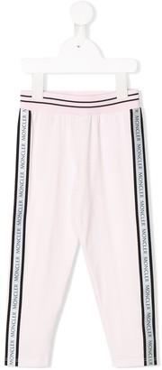 Moncler Enfant Logo Track Trousers