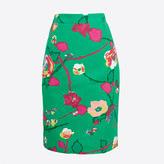 J.Crew Factory Basketweave pencil skirt