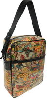 Marvel Retro Flight Bag Mens