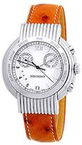 "Boucheron Chronogolf"" Stainless Steel Mens Watch"