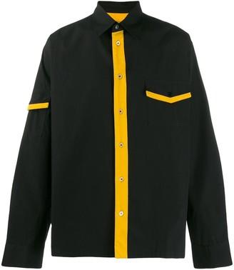 Marni Contrast Trim Shirt