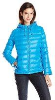 Calvin Klein Women's Favorite Hooded Packable Jacket