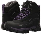 Baffin Hike (Black/Plum) Women's Cold Weather Boots