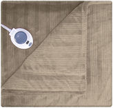 JCPenney Safe & Warm Safe and WarmTM Tri-Rib Electric Blanket