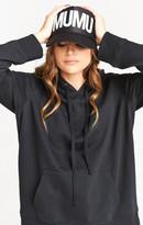 MUMU Trucker Hat ~ Black