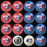 MLB Imperial Home vs. Away Billiard Ball Set