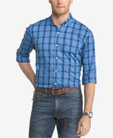 Izod Men's Advantage Performance Gingham Shirt