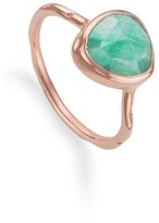 Monica Vinader Women's 'Siren' Semiprecious Stone Stacking Ring