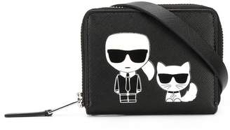 Karl Lagerfeld Paris TEEN K Ikonic belt bag
