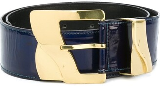 Versace Pre-Owned Wide Belt