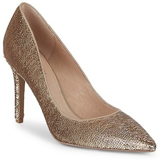 RENVY Sienna Sequin Pumps