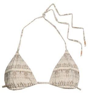 Eberjey Giselle Printed Triangle Bikini Top