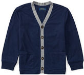 Ralph Lauren Childrenswear Quilted Jersey Shirt Jacket