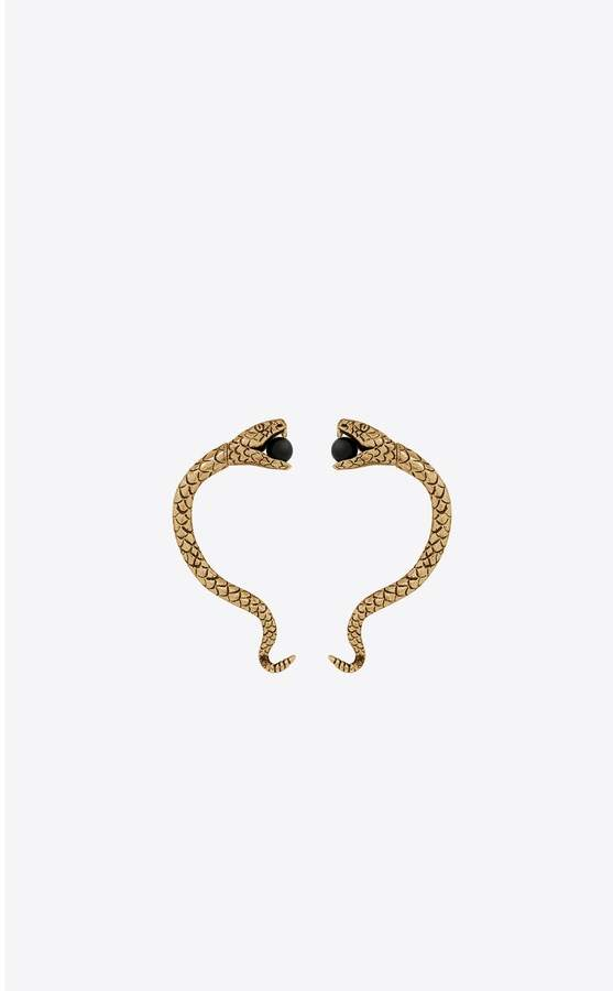 2542ad657f7 Snake Head Gold Jewelry - ShopStyle