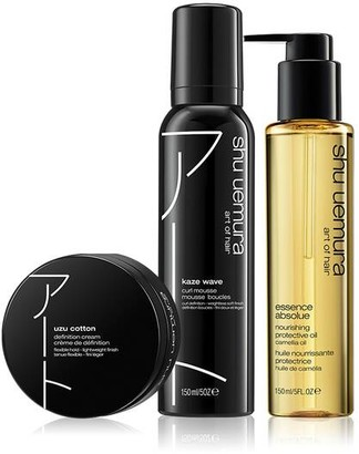 Defined Natural Curls Styling Set