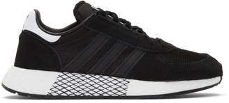 adidas Black Marathon Tech Sneakers