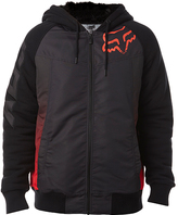 Fox Black & Red Dispatched Sasquatch Zip-Up Jacket