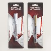 Wine Glass Pen Set of 2
