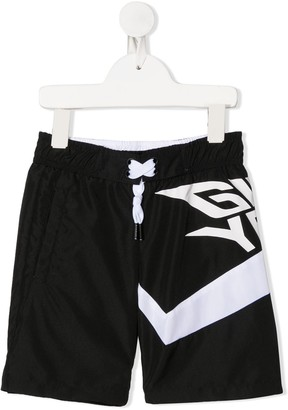 Givenchy Kids Branded Casual Shorts