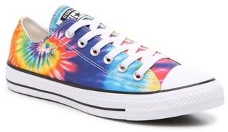 Converse Chuck Taylor All Star Rainbow Tie-Dye High-Top Sneaker