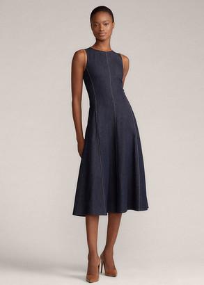 Ralph Lauren Pauline Denim Dress