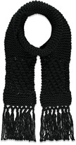 Forever 21 FOREVER 21+ Chunky Ribbed Scarf
