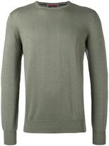 Fay classic jumper - men - Cotton - 48