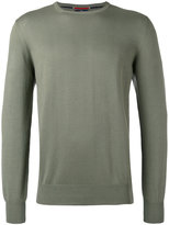Fay classic jumper - men - Cotton - 52