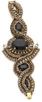 Erickson Beamon AERIN Triple Gemstone Bracelet