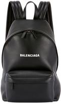 Balenciaga Everyday Large Baltimore Leather Backpack