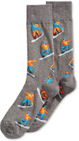 Hot Sox Men's Snowboarder Socks