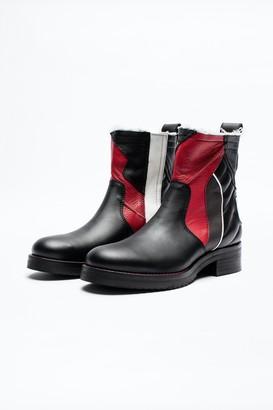 Zadig & Voltaire Empress Biker Boots