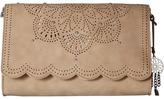 Jessica Simpson Sunny Crossbody Clutch Cross Body Handbags