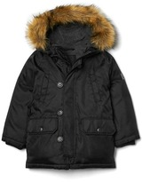 Gap Warmest down snorkel parka