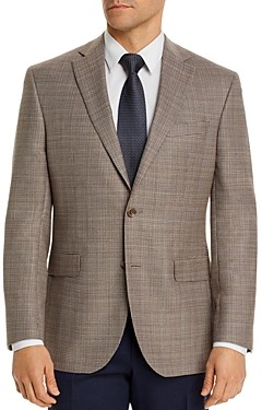Jack Victor Textured Regular Fit Sport Coat