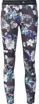 adidas by Stella McCartney 'Purple Dark Blossom' leggings - women - Polyester/Spandex/Elastane - M