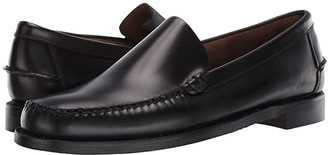 Sebago Classic Frank (Black) Men's Shoes