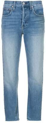Trave Denim Constance Straight Leg Jeans