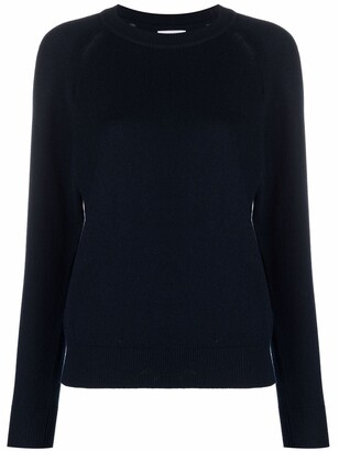 Barrie Long-Sleeved Cashmere Pullover