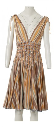 Matthew Williamson Multicolour Cotton Dresses