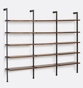 Rejuvenation Holgate Modular Triple 5-Shelf Set