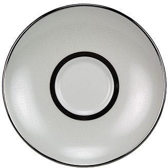 """Royal Doulton Platinum Silk"""" Tea Saucer"""