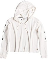 Roxy Women's Twinfinning B Hooded Pullover Fleece Sweatshirt