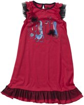 Petit Lem Ballet Sleep Gown (Toddler/Kids) - Hot Pink-2