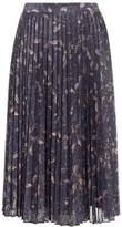 Max & Co. MAX&Co. PROSA Pleated skirt plum