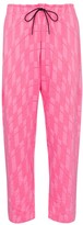 Thumbnail for your product : Nike Mid-rise straight fleece sweatpants