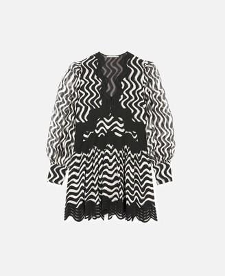 Stella McCartney Kinley Silk Dress, Women's