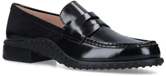 Tod's Leather Gomma Loafers
