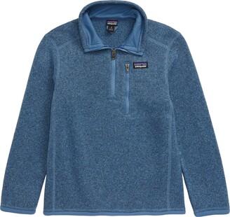 Patagonia Better Sweater® Quarter Zip Pullover